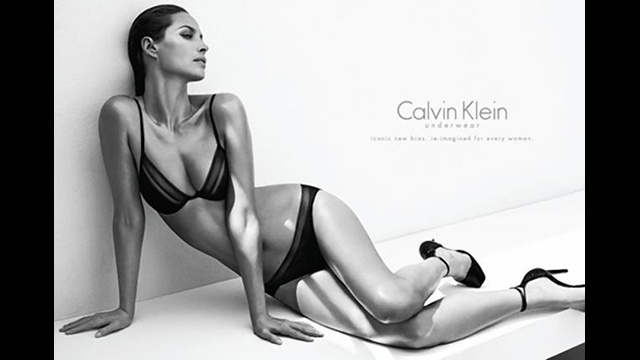 Christy Turlington's Calvin Klein Ads Don't Exactly Represent Grown Women