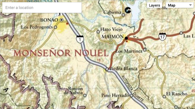 Now You Can Explore Gorgeous National Geographic Maps With Google