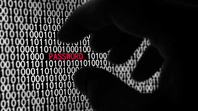 Ever Had An Online Password Stolen?