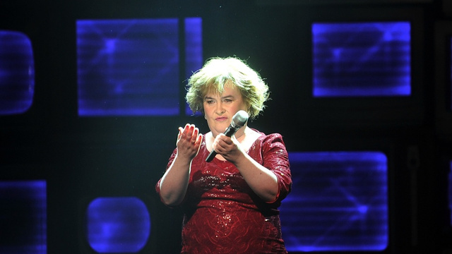 Susan Boyle Says She's Been Diagnosed with Asperger's