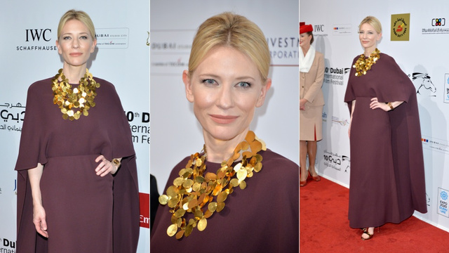 Cate Blanchett Is the Sexiest Monk