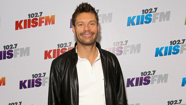 Ryan Seacrest Is Looking for White Girls Who Rap