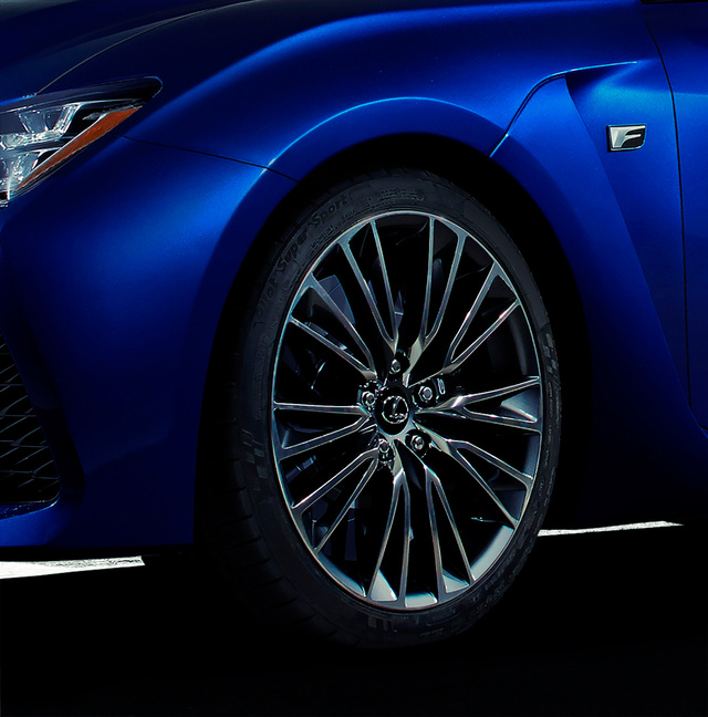 What The F Is This New Lexus F?