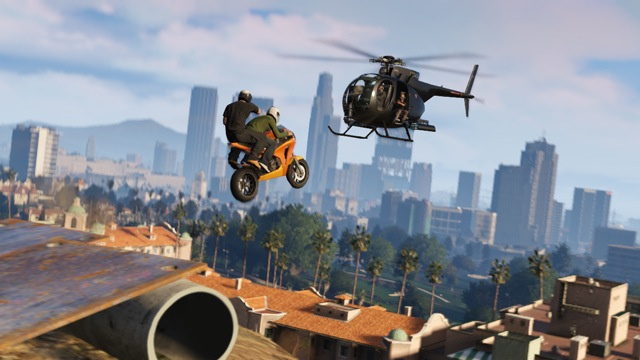 Rockstar Teases Grand Theft Auto V DLC For 2014