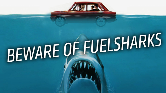 The Fuelshark Won't Save You Gas Because It Runs On Bullshit