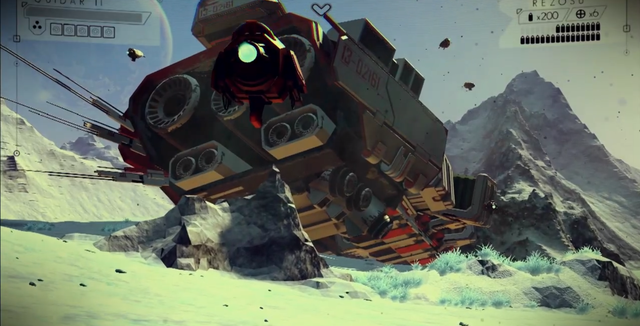 Everything We Know So Far About The Impressive-Looking <em>No Man's Sky</em>