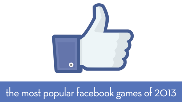 2013 Was A Very Good Year For Facebook Gaming