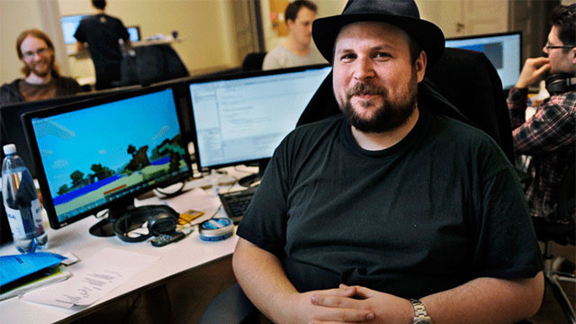 The Story Of How Notch Turned Down A Job At Valve