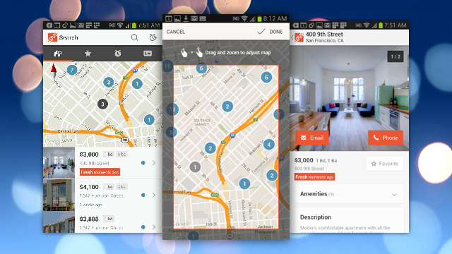 Lovely Puts Your Search for a Perfect Apartment on Your Phone
