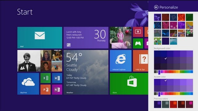 Rumour: The Full Start Menu Might Be Coming Back To Windows 8 Too