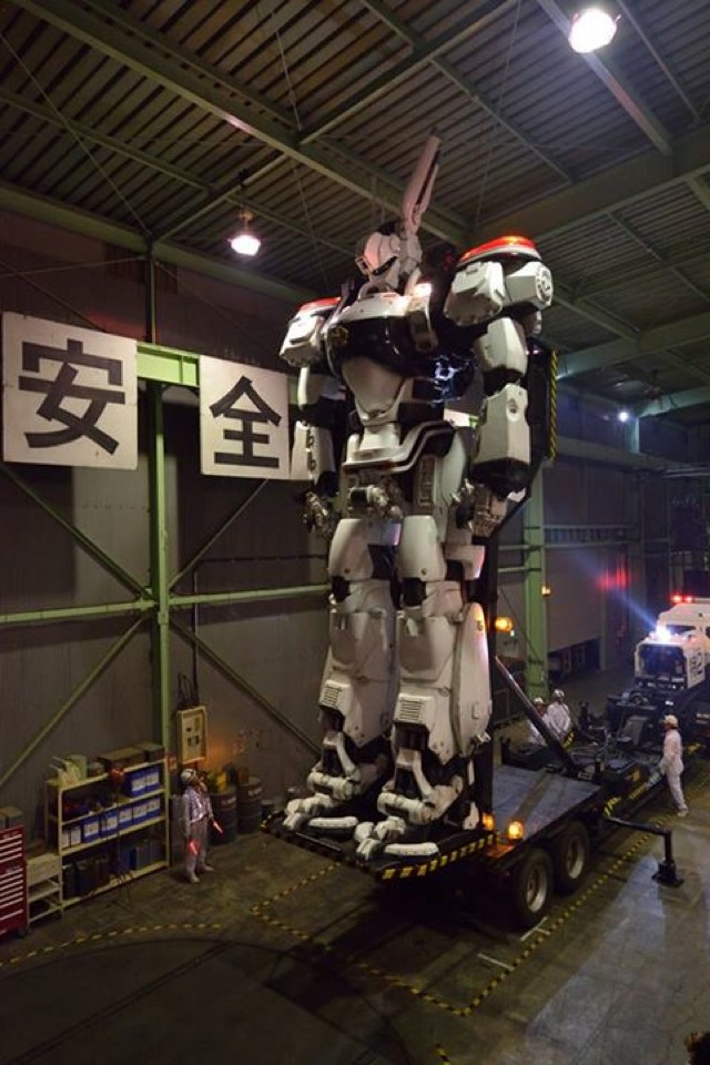 An Inside Peek at the Patlabor Movie