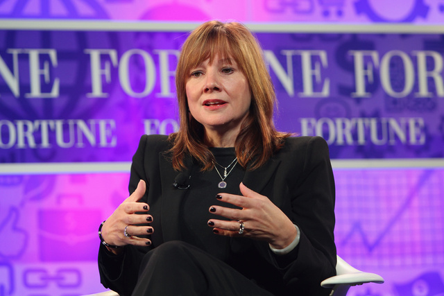 Mary Barra To Be Named CEO Of GM, First Female CEO Of U.S. Automaker