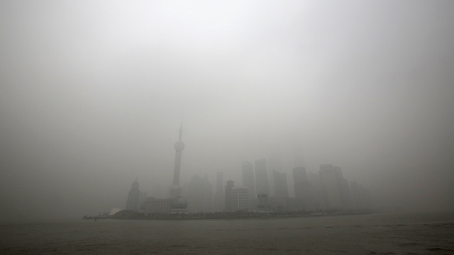 China Suggests Its Smog Problem is Actually Good for National Defense