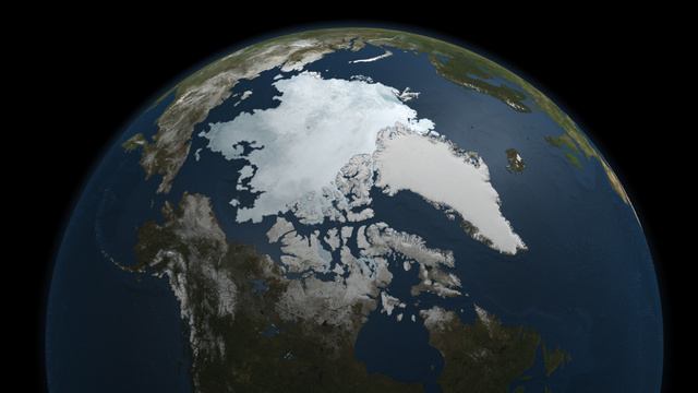 Canada says it owns the North Pole, despite not having a proper map