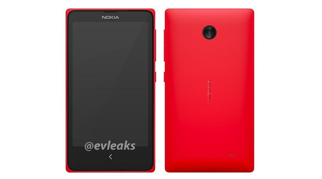 This Is Supposedly Nokia's Rumored Android Phone