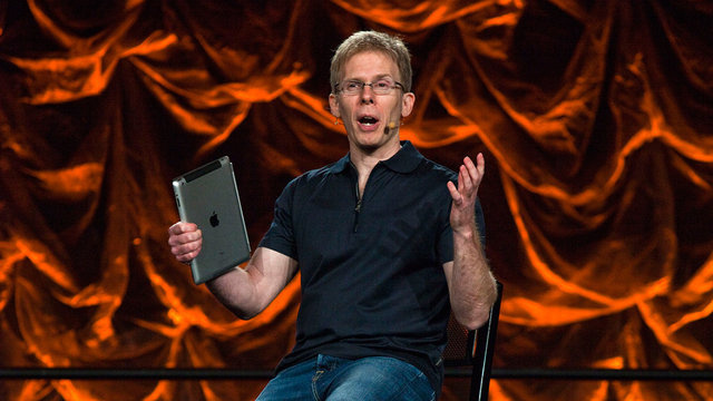 Why John Carmack Isn't Eager for Next Gen