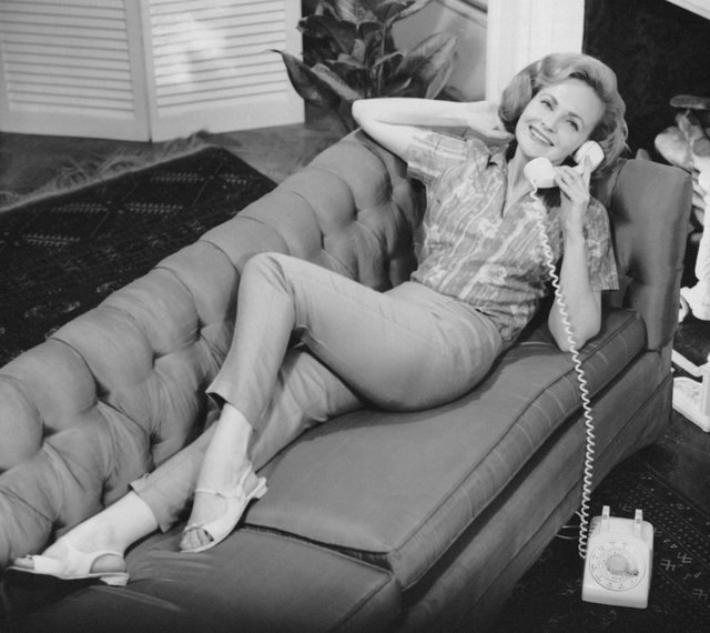 Tomorrow's Telephone and The Leisure Society That Never Arrived