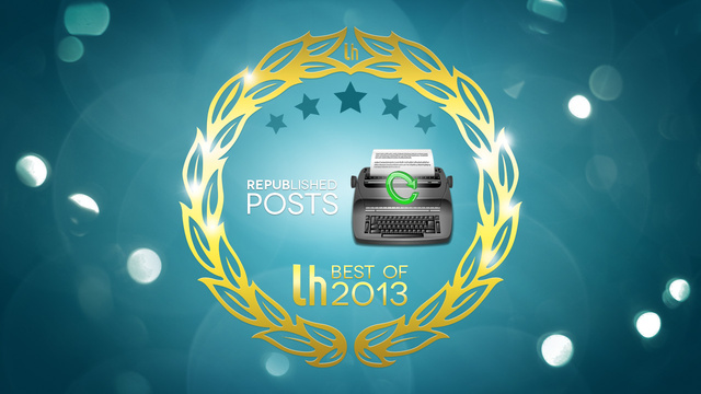 Most Popular Republished Posts of 2013