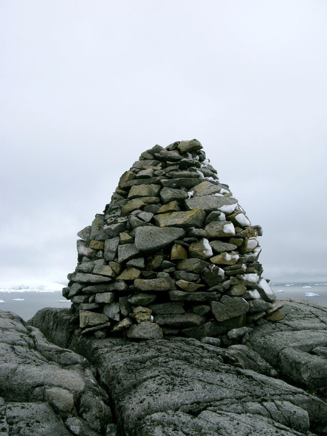 Rock Piles, Graves, and Ice Caves Are Historic Monuments in Antarctica