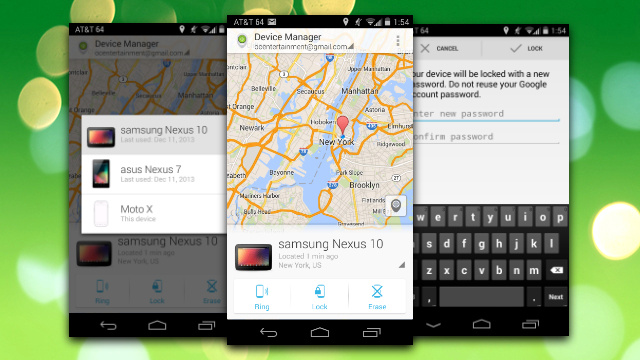Android Device Manager App Lands on the Play Store