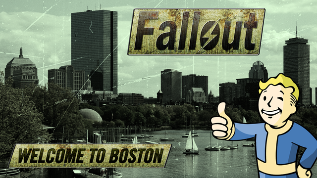 Leaked Documents Reveal That Fallout 4 Is Real, Set In Boston