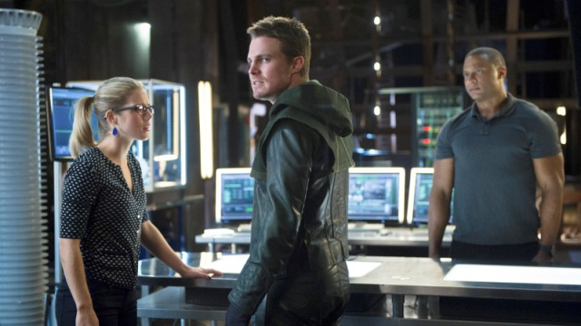 Arrow gives us the villain (and hero) we've been waiting for. Again.