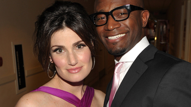 Noooooo: Taye Diggs and Idina Menzel Have Split