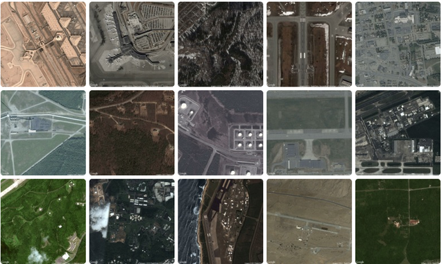 The Chilling Geometry of Every US Military Base Seen From Space