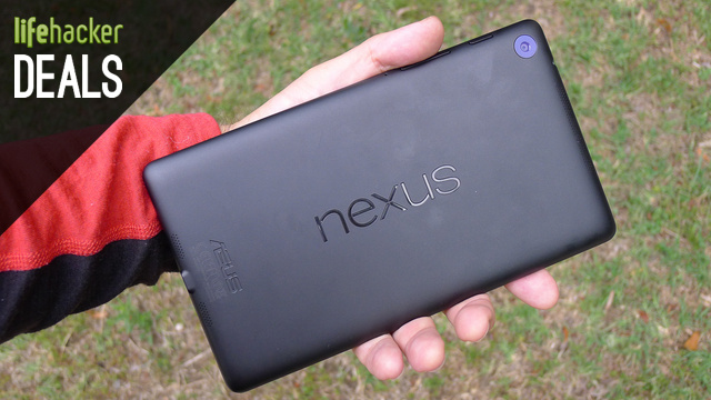Nexus 7 With Free Extras, iPhone 5s for Cheap, SodaStream [Deals]