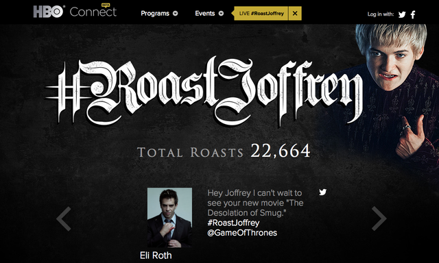 HBO Is Attempting An Awkward Twitter Roast Of King Joffrey
