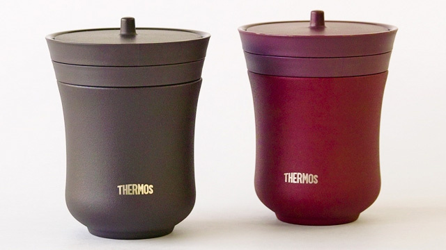 Thermos Has Designed a Mug For the Slowest Sipping Tea Drinkers