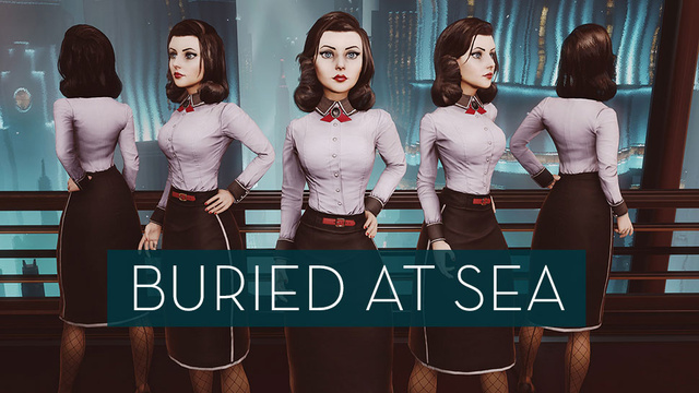 <em>BioShock's</em> Characters Were Not Born. They Had To Be Made.