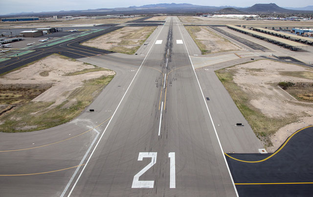 Why We Renumber Runways When the Earth's Magnetic Field Shifts