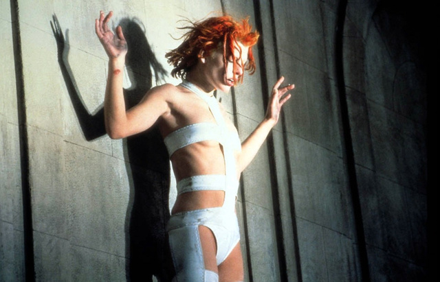 What's the sexiest science fiction or fantasy movie of all time?