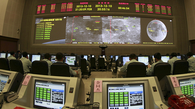 China's Rover Has Reportedly Landed On the Moon