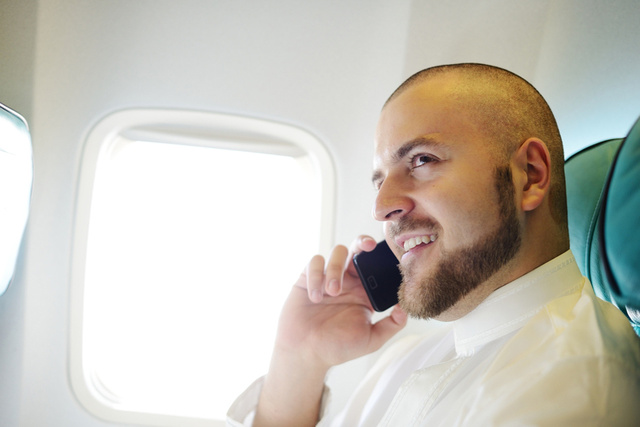 Should People Be Allowed to Make Phone Calls on Planes?