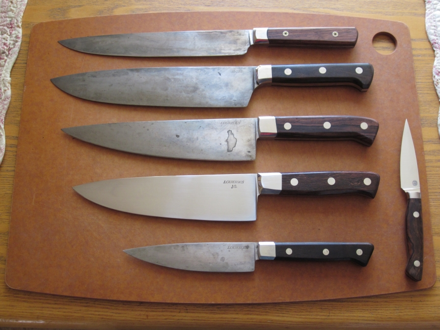 German Kitchen Knife Set Vs Chinese