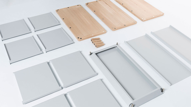 The Ikea Nightmare Is Over Magnetic Flat Pack Furniture