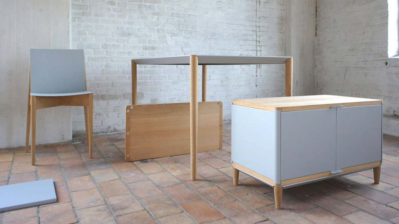 the ikea nightmare is over magnetic flat pack furniture is here gizmodo australia. Black Bedroom Furniture Sets. Home Design Ideas