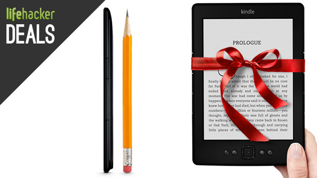 A Kindle For Under $50, iTunes Cash, WeMo Switch, Sonicare [Deals]