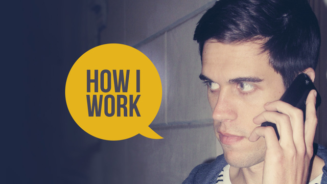 I'm Ryan Holiday, and This Is How I Work