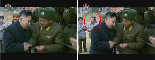 "Kim Jong-un Airbrushes ""Traitor"" Uncle From Official Documentary"