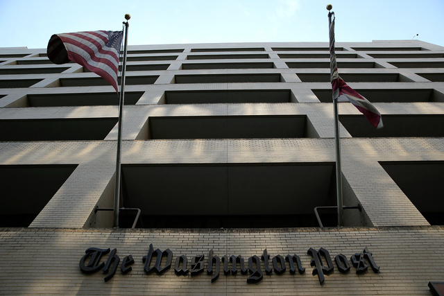 "Hackers Broke into the Washington Post for ""a Few Days"""