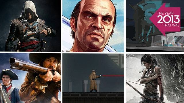 Luke's Top 10 Games Of 2013