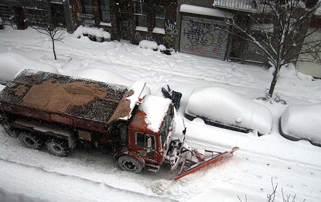 The Secret Machine War Against Snow Taking Place at the Super Bowl
