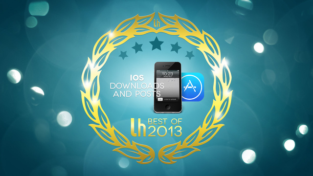 Most Popular iPhone Apps and Posts of 2013