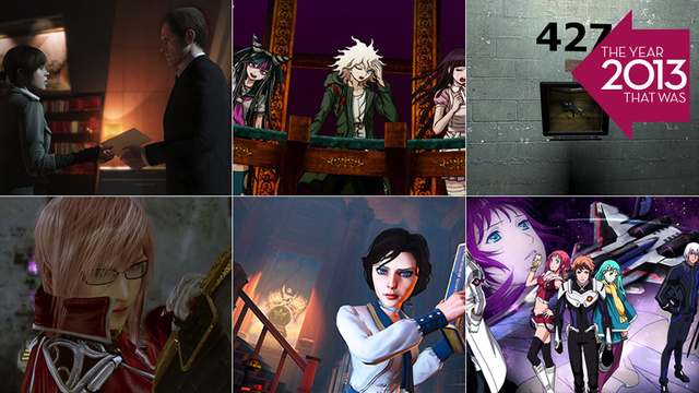 Richard's Top 10 Games of 2013