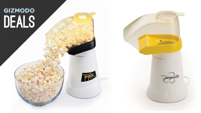 A Popcorn Popper that Roasts Coffee, Gaming Laptop, iOS Apps [Deals]
