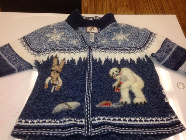 Funny Stuff The ugliest ****ing Christmas sweater ever. [Archive ...