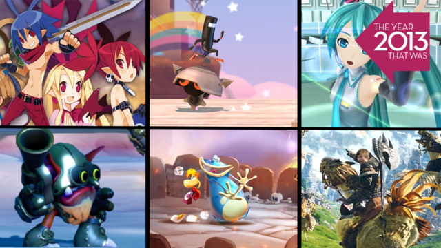 Fahey's Top Ten Games Of 2013